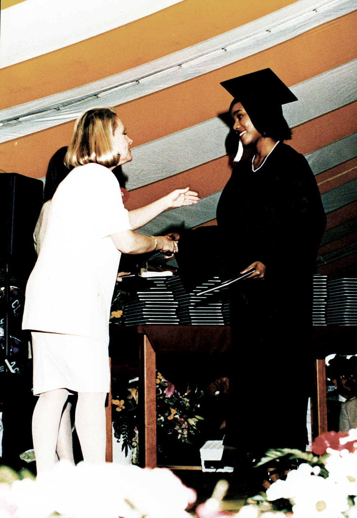 Kira graduation